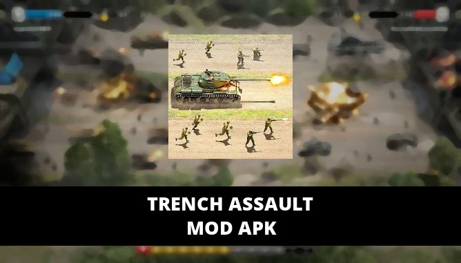 Trench Assault Featured Cover