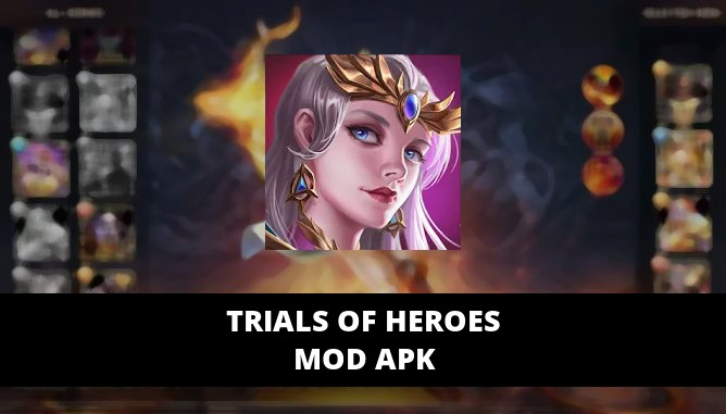 Trials of Heroes Featured Cover