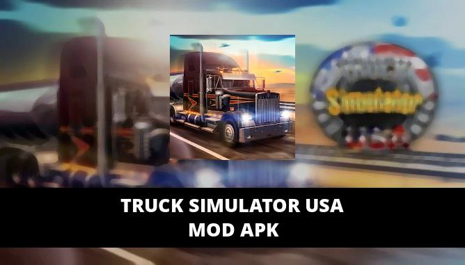 Truck Simulator USA Featured Cover