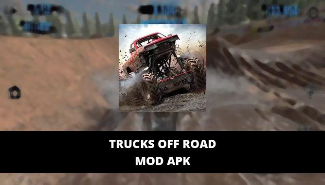 Trucks Off Road MOD APK Unlimited Cash Membership