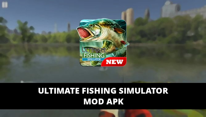 Ultimate Fishing Simulator Featured Cover