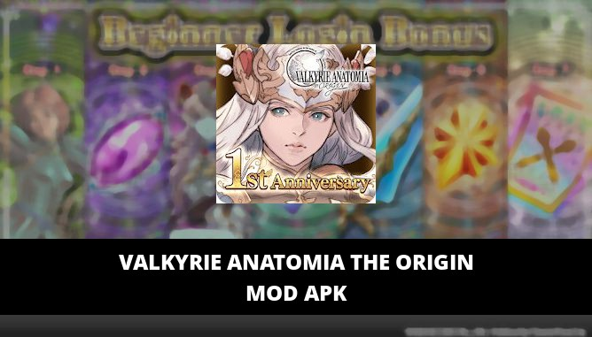 VALKYRIE ANATOMIA The Origin Featured Cover