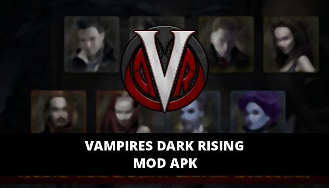 Vampires Dark Rising Featured Cover
