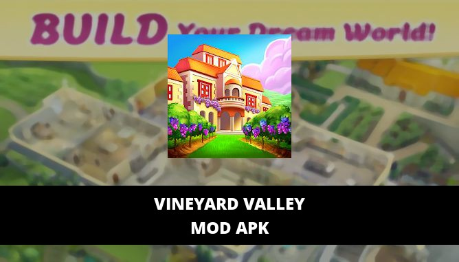 Vineyard Valley Featured Cover