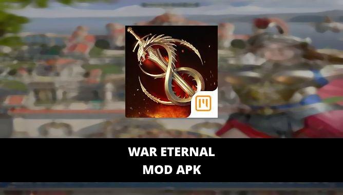 War Eternal Featured Cover