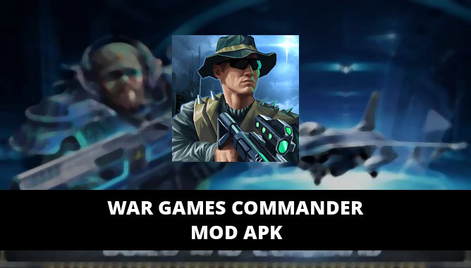 War Games Commander Featured Cover