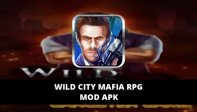 Wild City Mafia RPG Featured Cover