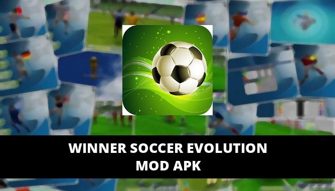 Winner Soccer Evolution Featured Cover