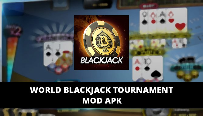 World Blackjack Tournament Featured Cover