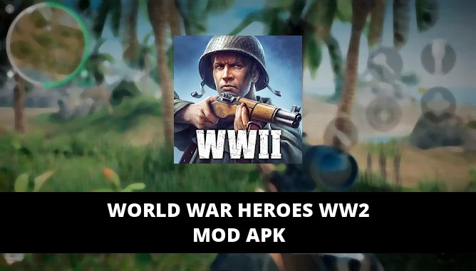World War Heroes WW2 Featured Cover