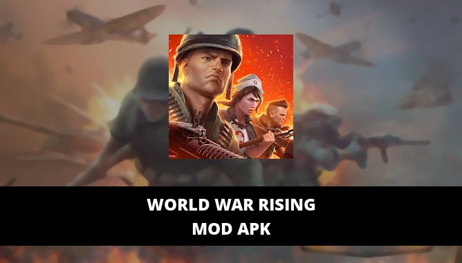 World War Rising Featured Cover