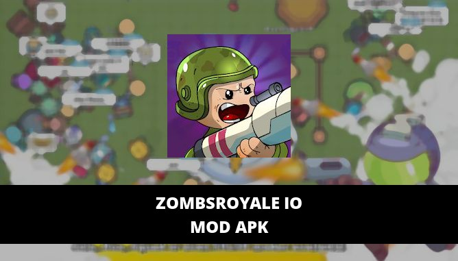 ZombsRoyale io Featured Cover