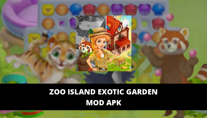 Zoo Island Exotic Garden Featured Cover