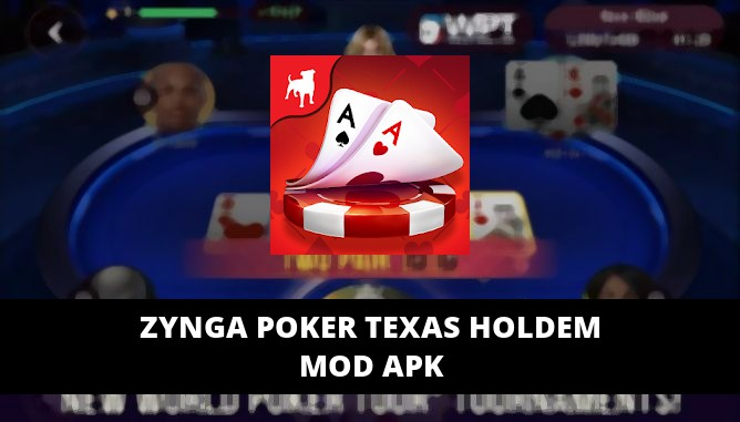 Zynga Poker Texas Holdem Featured Cover
