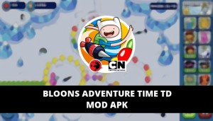Bloons Adventure Time TD Featured Cover