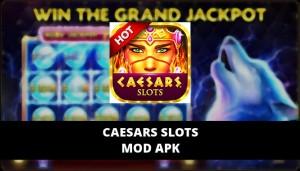 Caesars Slots Mod Apk Unlimited Coins Unlock Black Diamond