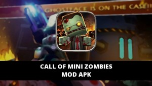 Call of Mini Zombies Featured Cover