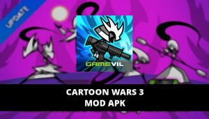 Cartoon Wars 3 Featured Cover