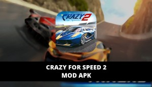 Crazy for Speed 2 Featured Cover