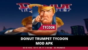 Donut Trumpet Tycoon Featured Cover