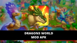 Dragons World Featured Cover