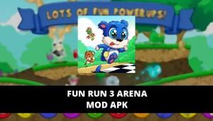Fun Run 3 Arena MOD APK Unlimited Gems