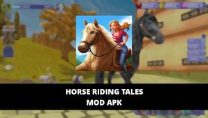 Horse Riding Tales Featured Cover