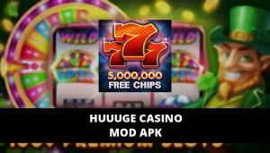Huuuge Casino Mod Apk