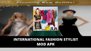 International Fashion Stylist Mod Apk Unlimited Coins