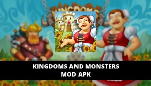 Kingdoms and Monsters Featured Cover