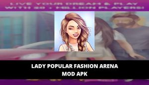Lady Popular Fashion Arena Featured Cover