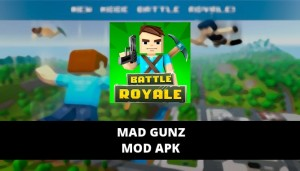 Mad GunZ Featured Cover