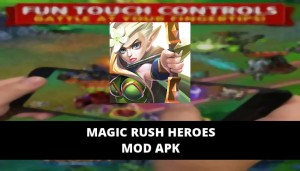 Magic Rush Heroes Featured Cover