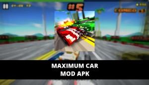 MAXIMUM CAR Featured Cover