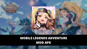 64 Mobile Legends Adventure Mod Diamond Apk Gratis Terbaru