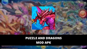 Puzzle and Dragons MOD APK Unlimited Magic Stones
