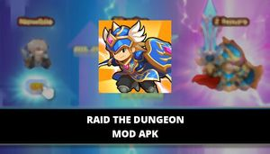 Raid the Dungeon Featured Cover
