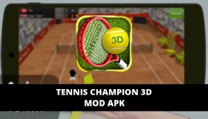 Tennis Champion 3D Featured Cover