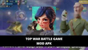 Top War Battle Game Featured Cover