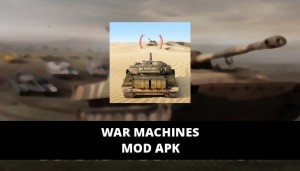 War Machines Featured Cover