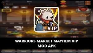 Warriors Market Mayhem VIP Featured Cover