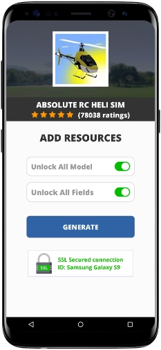 Absolute RC Heli Sim MOD APK Screenshot