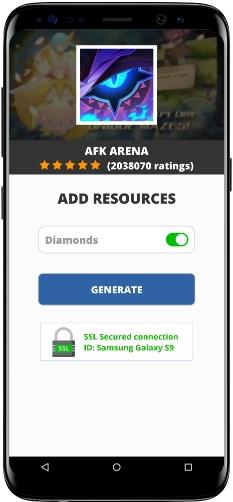 AFK Arena MOD APK Screenshot