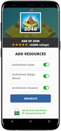 Age of 2048 MOD APK Screenshot