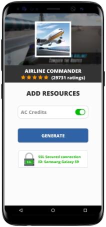 Airline Commander MOD APK Screenshot