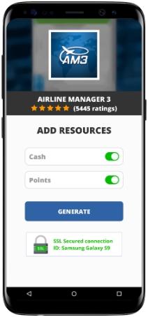 Airline Manager 3 MOD APK Screenshot