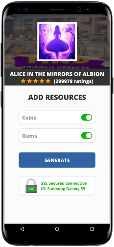 Alice in the Mirrors of Albion MOD APK Screenshot