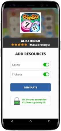 Alisa Bingo MOD APK Screenshot