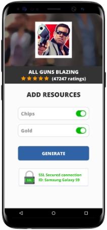 All Guns Blazing MOD APK Screenshot