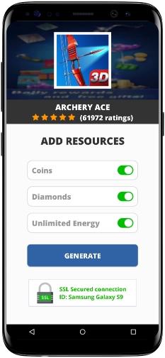 Archery Ace MOD APK Screenshot